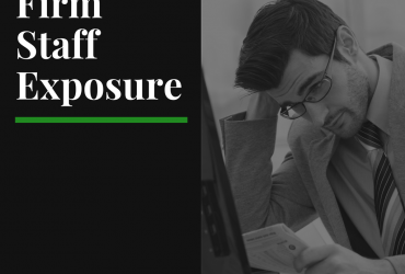 Professional Liability & Law Firm Staff Exposure