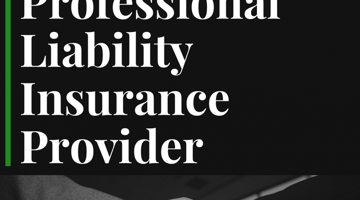"Voted ""Best Professional Liability Insurance Provider"""