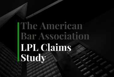 The American Bar Association LPL Claims Study